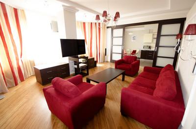 Элитная квартира в новострое премиум-класса