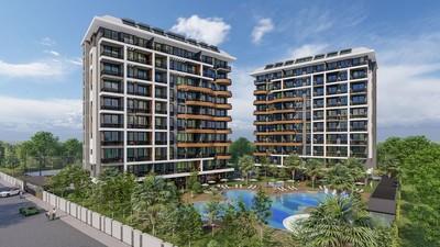 Продам квартиру в Алании, Турция.