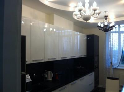 3- х  комнатная квартира с евроремонтом в ЖК «Атолл», м. Холодная Гора