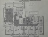 планировка ЖК Мира 4, дом 11Б, 1 этаж