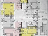 ЖК Рогатинский, план 1 этажа, дом 3