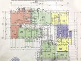 ЖК Мира 2, план дома 3Б
