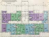 ЖК Мира 2, план дома 3А и 4